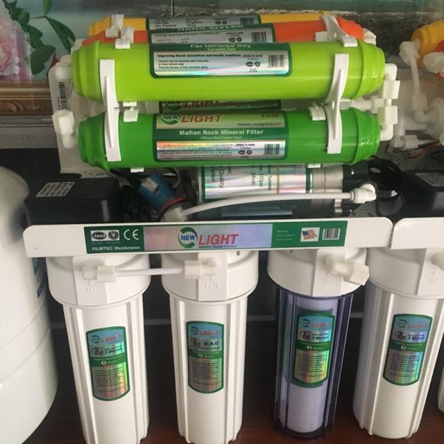Máy lọc nước RO 9 cấp newlight