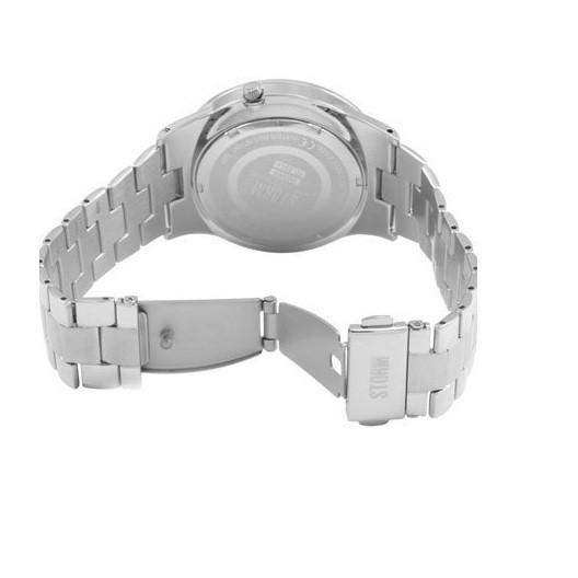 Đồng hồ đeo tay nam hiệu Storm SORENA SILVER