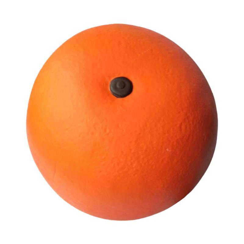 Đồ chơi nắn bóp đàn hồi giảm Stress hình quả cam