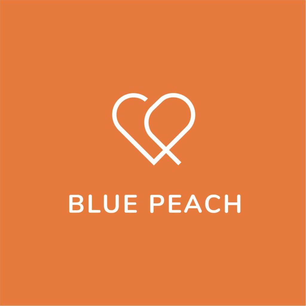 BLUE PEACH