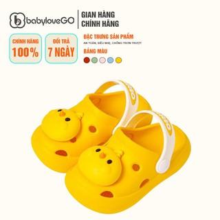 Dép trẻ em Cheerful Mario QL- 6633 siêu mềm siêu nhẹ chống trơn trượt cho bé