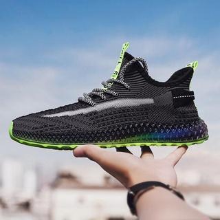 Tặng lót giày tăng chiều cao -D86 Giày thể thao sneaker nam đế 7 màu D86 thumbnail