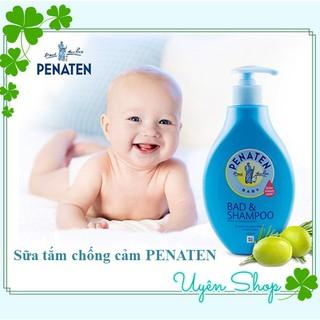 Sữa tắm gội chống cảm Penaten cho bé [Nội địa Đức] 400ml