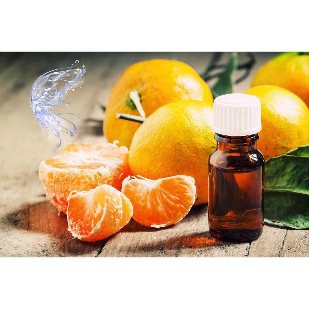 Cực sảng khoái với tinh dầu xông hương cam tinh chất thiên nhiên (10ml)