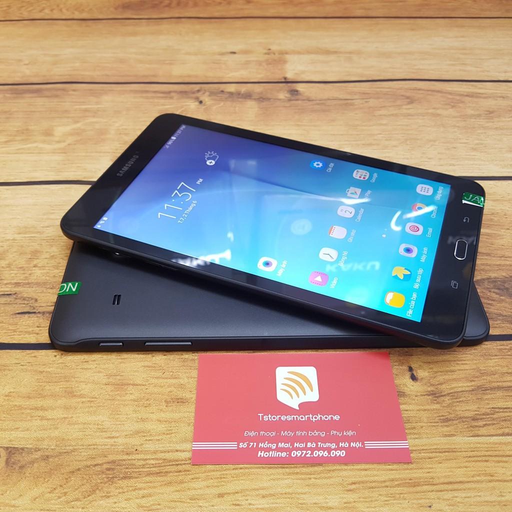 Máy tính bảng Samsung Galaxy Tab E 8.0 4G LTE 16GB/32GB Hàng Mỹ ((có bao da+cường lực).
