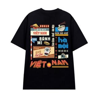 Hình ảnh [Mã WABR2291 giảm 10% đơn 99k] Áo thun Teelab Việt Nam TS126-0