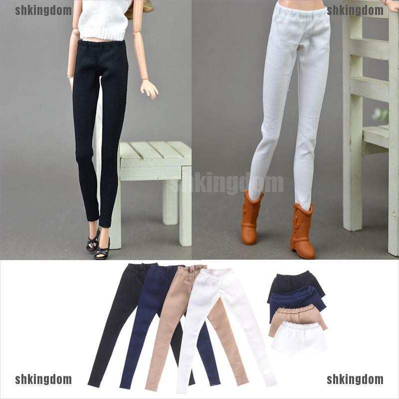 shking☀2Pcs Fashion Bottoms Trousers Outfit Shorts For 1/6 BJD Doll Fashion Accessories