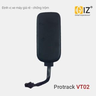 Thiết Bị Định Vị Xe Máy Protrack VT02 – Định Vị Giá Rẻ 2021