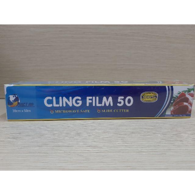 Màng  bọc thực phẩm Việt An Cling Film 50  (30cm x 50m)