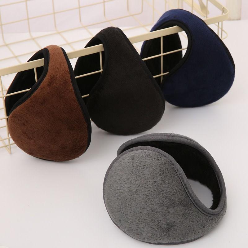 [Mã FAWINTER hoàn 15% xu đơn 99K] (Giao ngẫu nhiên màu) Bịt tai nam nữ giữ ấm cho mùa đông không lạnh