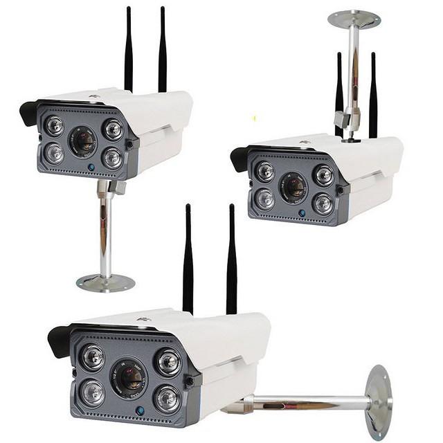Camera không dây Yoosee ngoài trời 2 râu HD720p chống nước