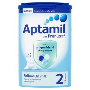 Aptamil Sữa bột dinh dưỡng Anh số 2 cho trẻ 6-12 tháng