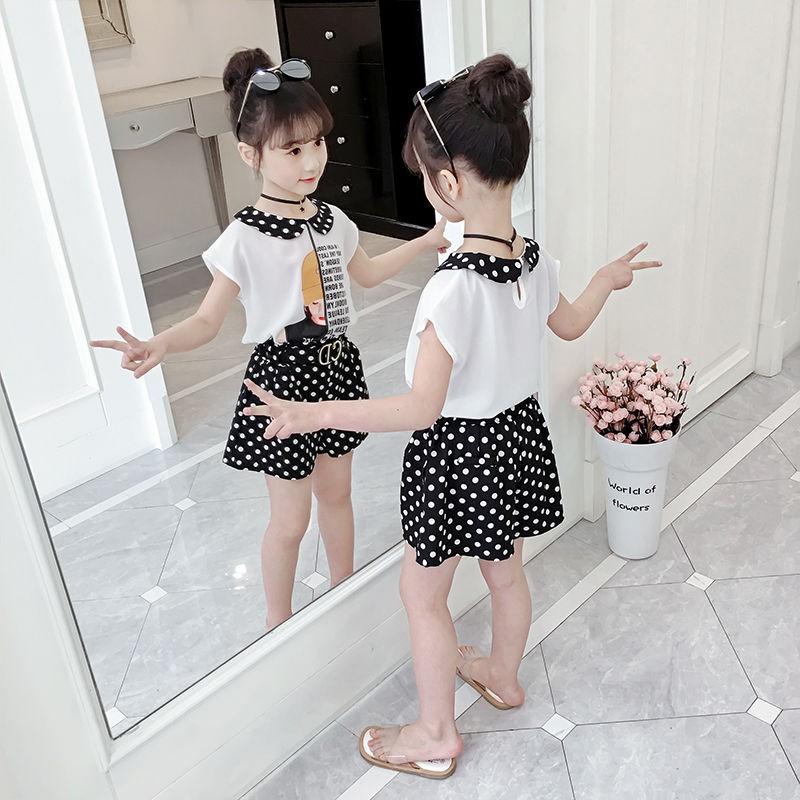 Set quần áo mùa hè xinh xắn dành cho bé gái - 14370469 , 2451465350 , 322_2451465350 , 211000 , Set-quan-ao-mua-he-xinh-xan-danh-cho-be-gai-322_2451465350 , shopee.vn , Set quần áo mùa hè xinh xắn dành cho bé gái