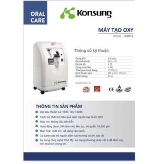 Máy tạo oxy konsung ksw-5 thumbnail