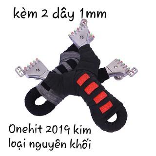 Onehit Ná Cao Su nguyên khối – kèm 2 dây dày 1mm