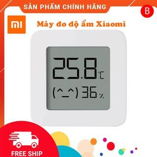 Nhiệt Ẩm kế điện tử Xiaomi,máy đo nhiệt độ độ ẩm điện tử gia đình Xiaomi Mijia [CHÍNH HÃNG]