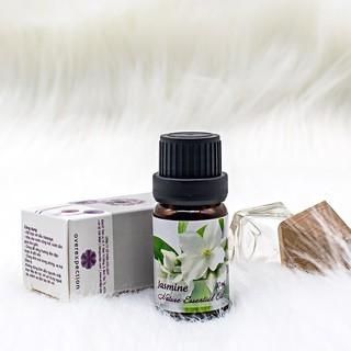 Tinh dầu hoa nhài PHÁP NHẬP KHẨU (Jasmine Essential Oil) – 10ml