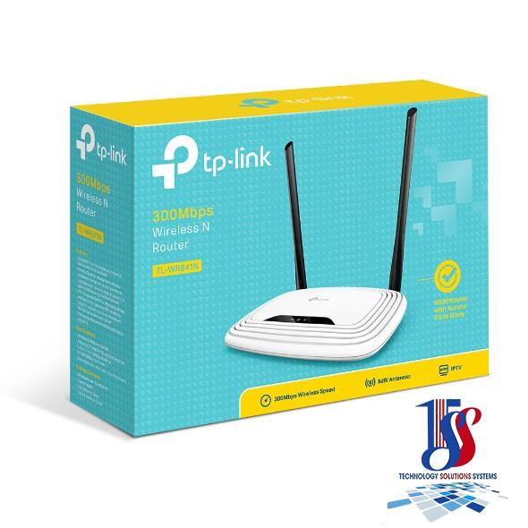 Bộ phát Wifi TP-Link WR841N Wireless - Hàng chính hãng