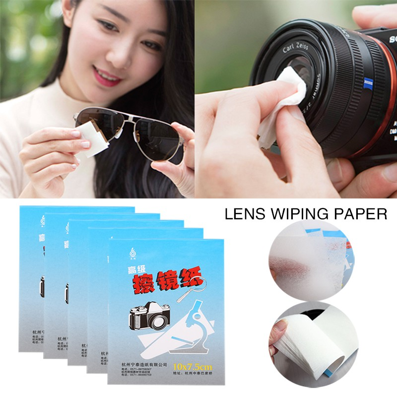 Cleaning Paper Lens Cleaning Paper Cheap 5 X 50 Sheets Paper