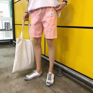 Quần short 2019 – Mã 2099 – Màu hồng