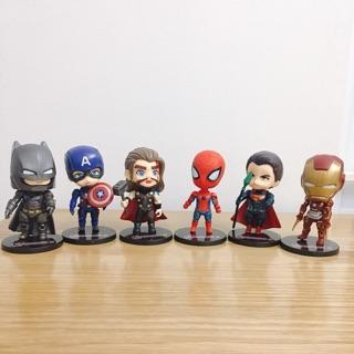 Mô hình siêu anh hùng có khớp tay