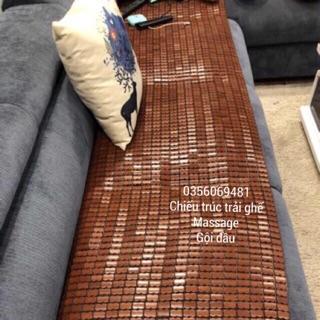 Chiếu trúc trải sofa và bàn ghế gội đầu