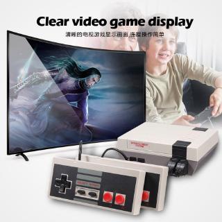 Ready Retro AV RCA TV Video FC NES Game Console 620 Free High Definition Classic Games