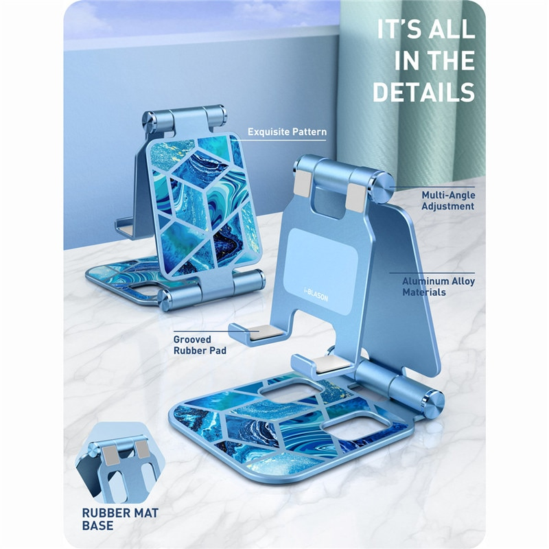 SUPCASE Adjustable Cell Phone Stand Holder Phone Dock Multi Angle Compatible with Smart Phone
