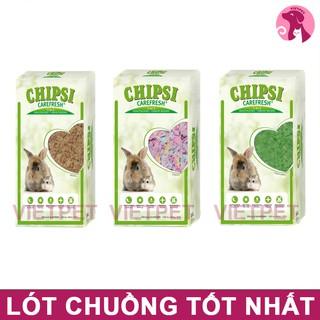 Lót chuồng cho thú nhỏ Chipsi (NK Đức) (Dành cho thỏ , chuột lang, hamster , bọ,...) thumbnail