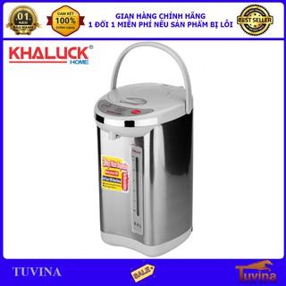 Bình Thủy Điện Khaluck 5.5 Lít KL-955 - Công Nghệ Nhật Bản - Hàng Chính Hãng (Bảo Hành 12 Tháng)