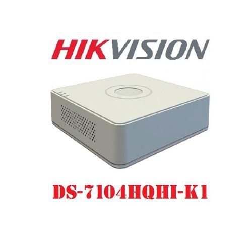 buitoanvp Đầu ghi hình Hikvision DS-7104HQHI-K1 4 kênh Turbo HD 4.0