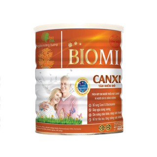 Sữa bột Biomi Canxi 900g