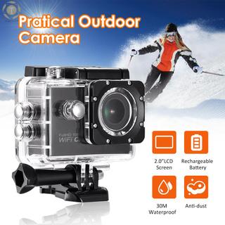 Camera Thể Thao Màn Hình Lcd 2.0