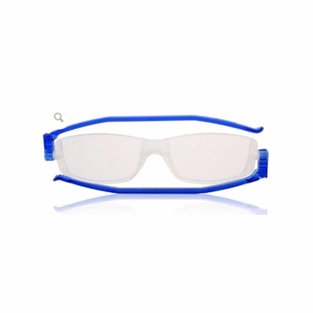 Sunglasses Travel Nannini แว่นสายตาพาวเวอร์ +1.50 Compact 2 Blue Templesunglasses Travel Nannini แว่นสายตาพาวเวอร์ +1.50