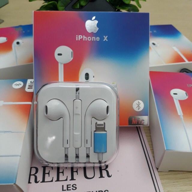 Tai nghe Blutooth Jack Lightning Dành cho iPhone 5 6 6 plus 7 8 7plus 8plus X