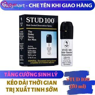 Chai xịt STUD 100 tăng cường sinh lý nam cao cấp (10ml) – hàng chính hãng