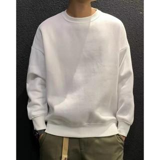 Áo Sweater Nam Nữ AST Kiểu Trơn Form Chuẩn⚡FREE SHIP⚡ Nỉ Ngoại Mềm Mịn Vải Đẹp SIZE M – XL