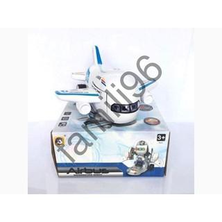 [TOP SALE] Máy bay biến hình robot SIÊU HOT