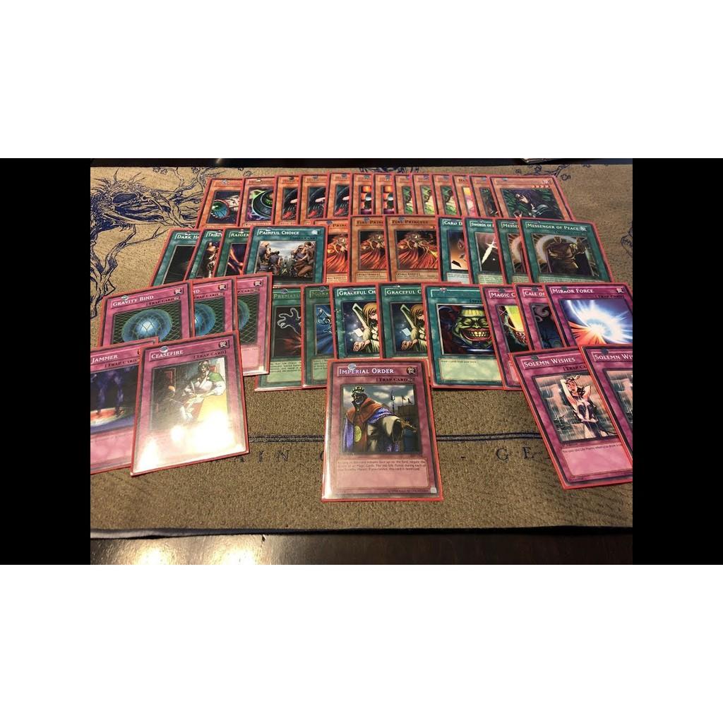 [ BÀI IN ] Deck Legendary Decks II deck của Kaiba Seto