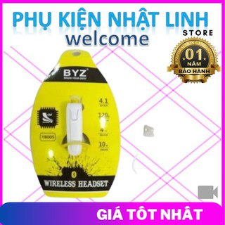 Tai Nghe Bluetooth BYZ YB005.