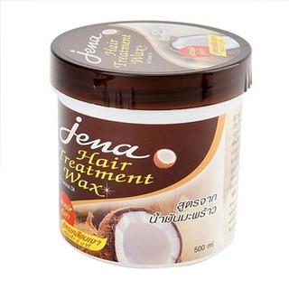 Kem ủ tóc dừa già Jena Hair Treatment Wax 500ml thumbnail