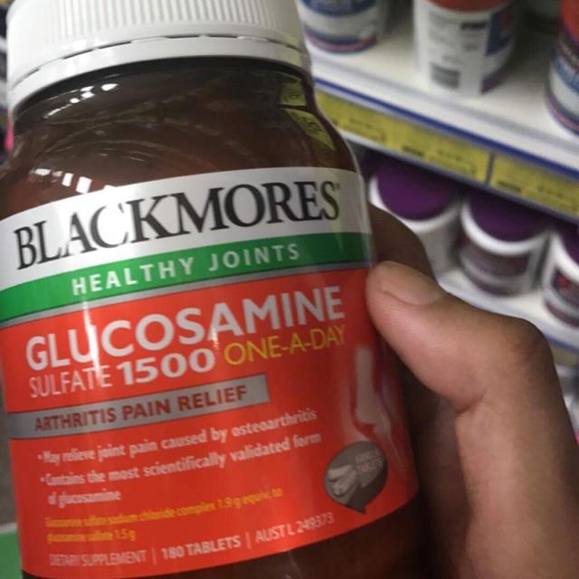 Thuốc bổ khớp Glucosamine Blackmores