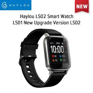 Bộ Đồng Hồ Thông Minh Bluetooth 5.0 Chống Nước haylou Ls02 Ip68