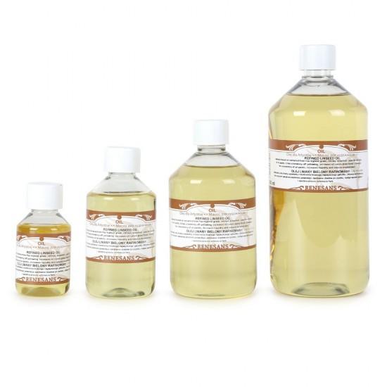 Dung môi sơn dầu Renesans refined linseed oil