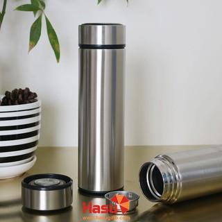 Bình giữ nhiệt 500ml - Bình nước giữ nhiệt inox 304 cao cấp