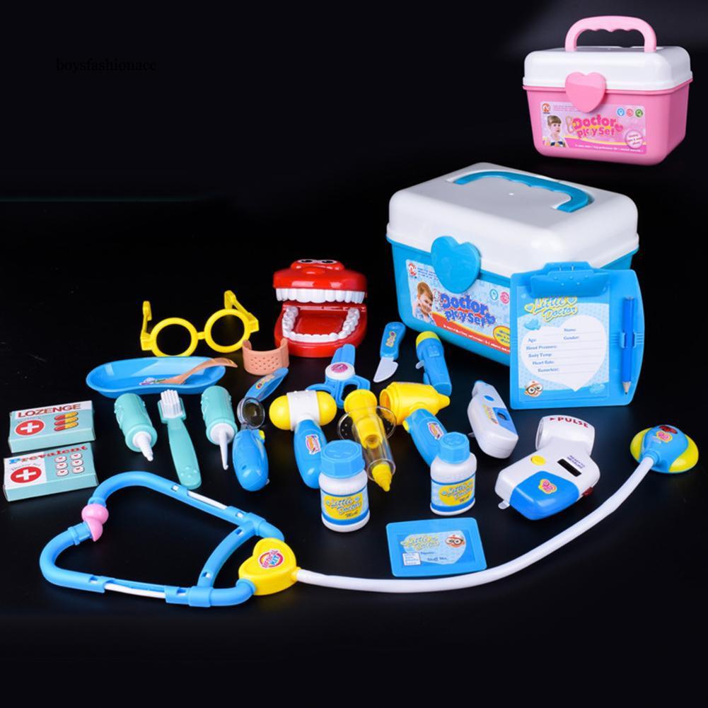 Bộ đồ chơi bác sĩ bác sĩ cho bé 3 tuổi