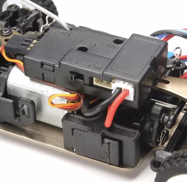 Xe điều khiển RC Wtoys K989