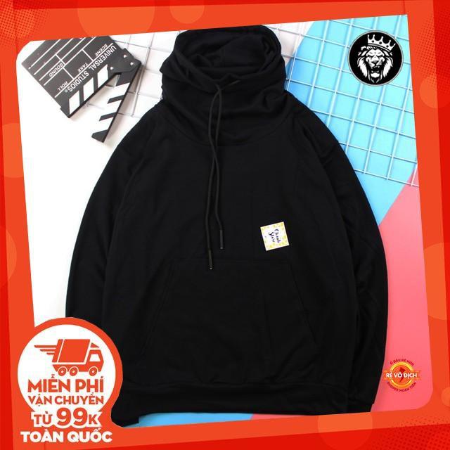 ⚡Xả Kho⚡  Áo nỉ cao cổ - High neck Sweatshirt  Xuất Nhật - ⚡Xả Kho⚡  Áo nỉ cao cổ - High neck Sweatshirt  Xuất Nhật