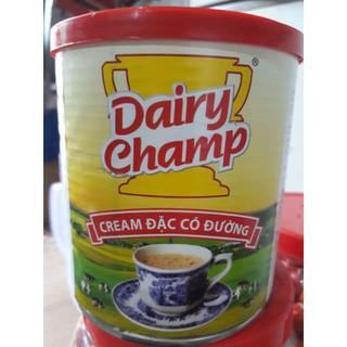 SỮA ĐẶC DIARY CHAMP MALAYSIA HỘP 1KG