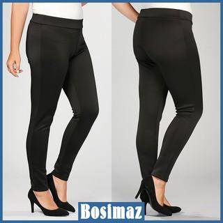 Quần Legging Nữ Bigsize Bosimaz MS511 dài màu đen cao cấp, thun co giãn 4 chiều, vải đẹp dày, thoáng mát không xù lông. thumbnail